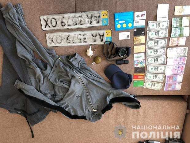 банда київ крадіжка будинки кримінал поліція