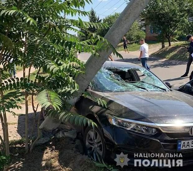 поліція київ крадіжка будинки банда
