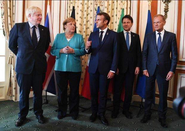 Зустріч лідерів
