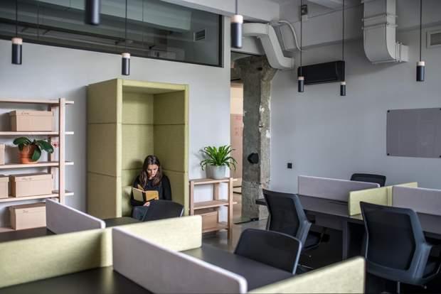 дизайн офіс Fild Design