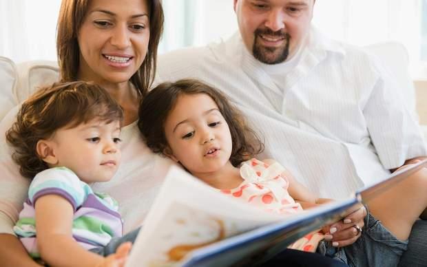 Читайте книги з дітьми