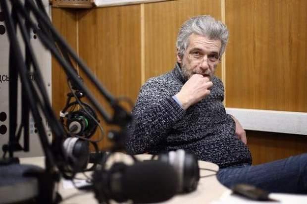Журналіст Андрій Куліков