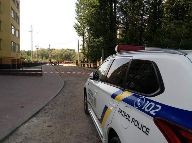 поліція Франківськ вибух граната