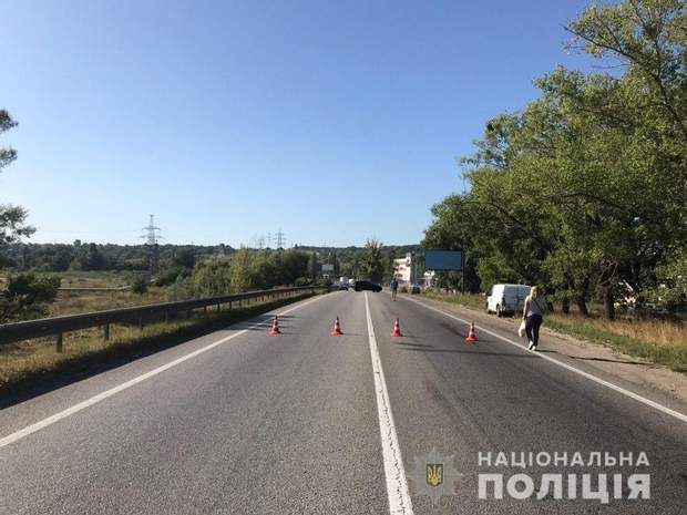Харків, обвал, автомобільний міст