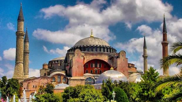 ая-софія туреччина