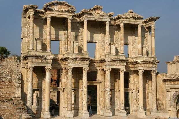 ефес бібліотека цельсія