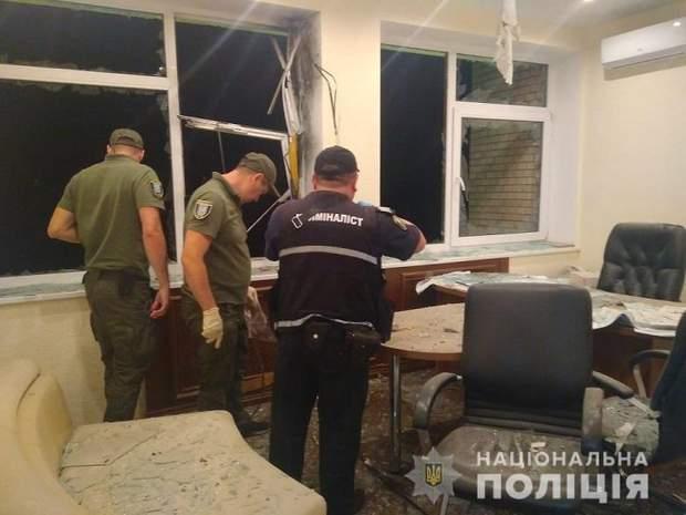 Поліція обстріл Київ