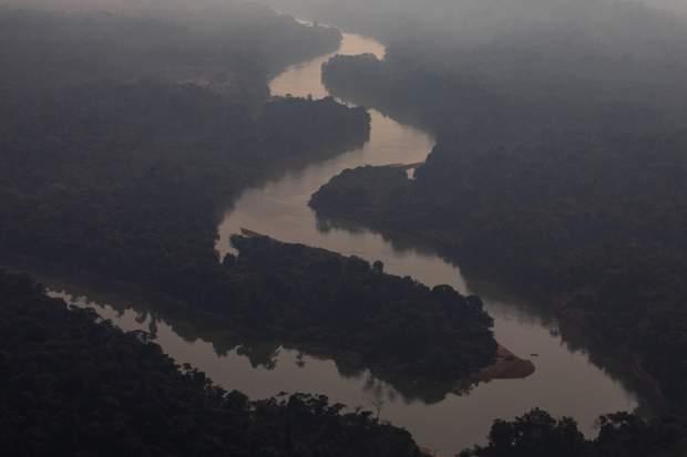пожежа Амазонія ліси тропіки