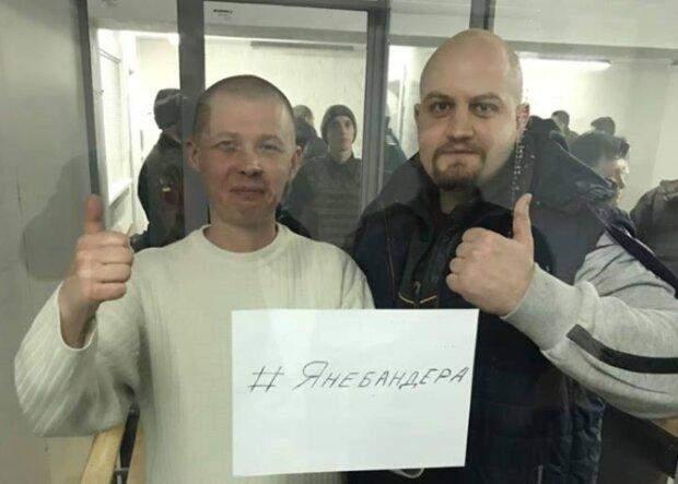 Євген Мефьодов та Сергій Долженков