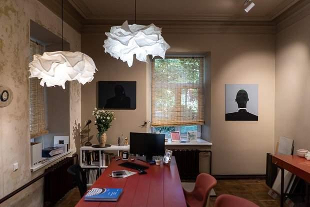 офіс дизайн студія Київ інтер'єр