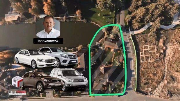 Нерухомість Ігора Молотка