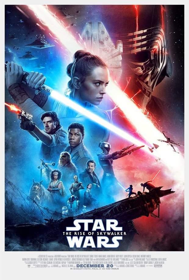 """""""Звездные войны: Восхождение Скайуокера"""": сеть покоряет финальный трейлер фильма"""