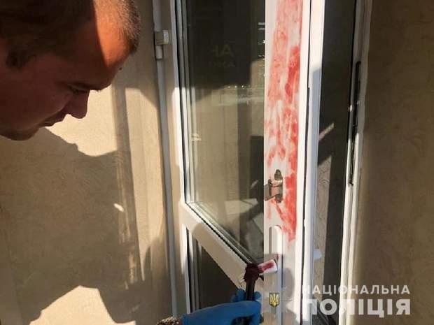 Пограбування ювелірного мазагину у Києві
