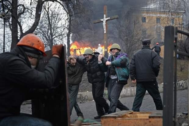протест в москві