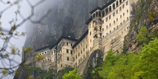 Монастир Панагія