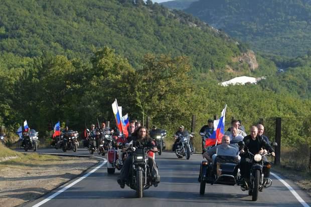 колона Путін