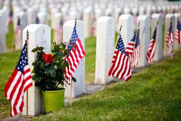 День пам'яті у США