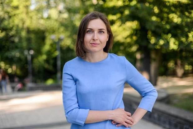 Анна Новосад, Кабмін, Міністерство освіти , уряд, Слуга народу