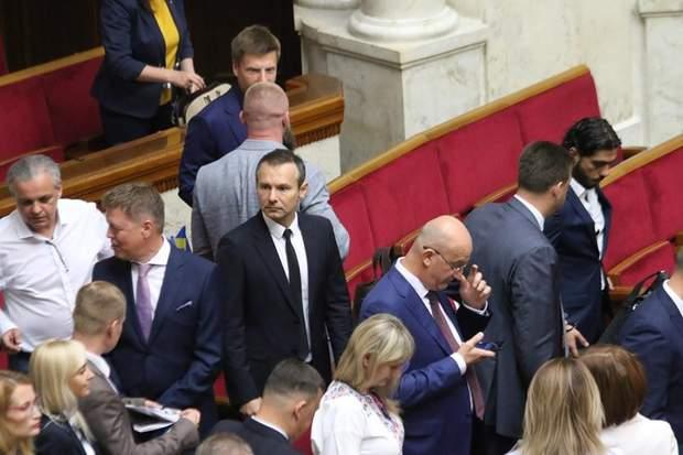 новий парламент, Верховна Рада ІХ скликання