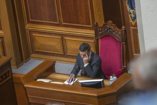 Верховна Рада, новий парламент