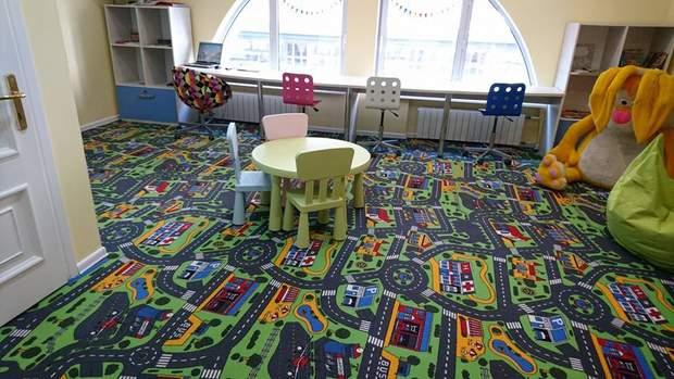 Верховна Рада дитяча кімната