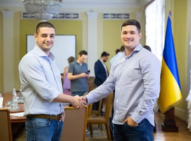 Михайло Федорів, віце-прем'єр-міністр міністр цифрової трансформації