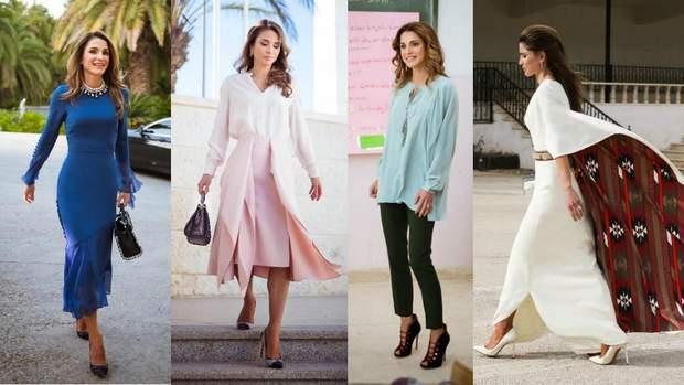 Королева Йорданії: секрети стилю HelloMagazine