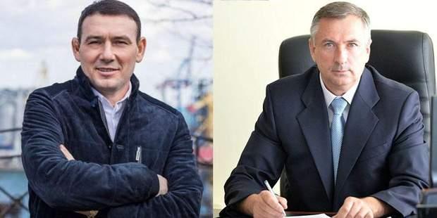 Сергій Паращенко та Вадим Шкарівський