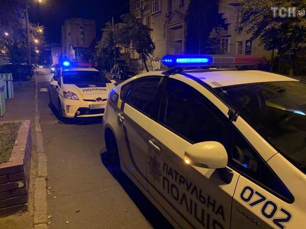 Стрілянина в київському кафе