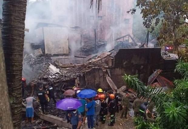 Авіакатастрофа на Філіппінах