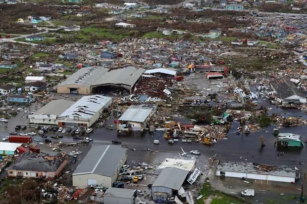 Ураган доріан наслідки