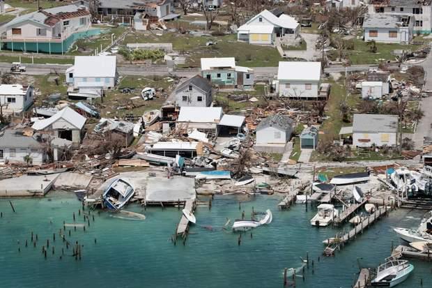 Ураган Доріан США