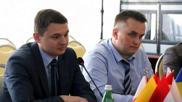 Кривенко та Холодницький