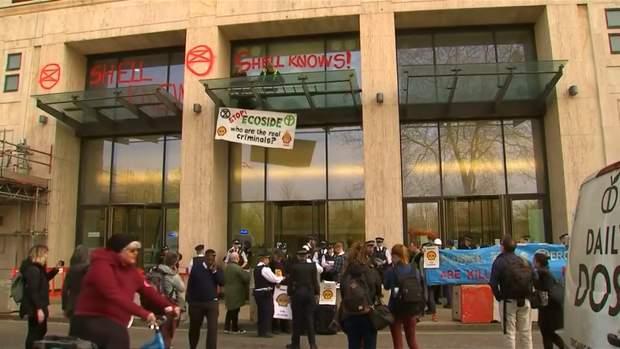 Мітинг активістів