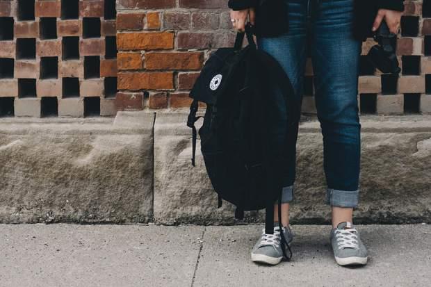 Рюкзак має бути не важчим, ніж 20% від маси тіла