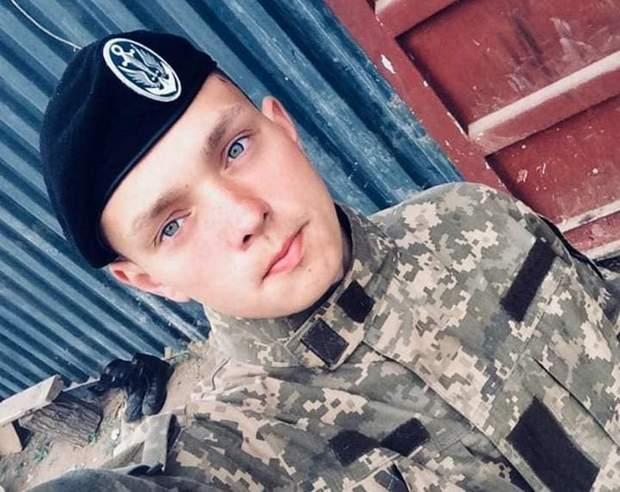 Владислав Рак, загиблий, Донбас, серпень, перемир'я