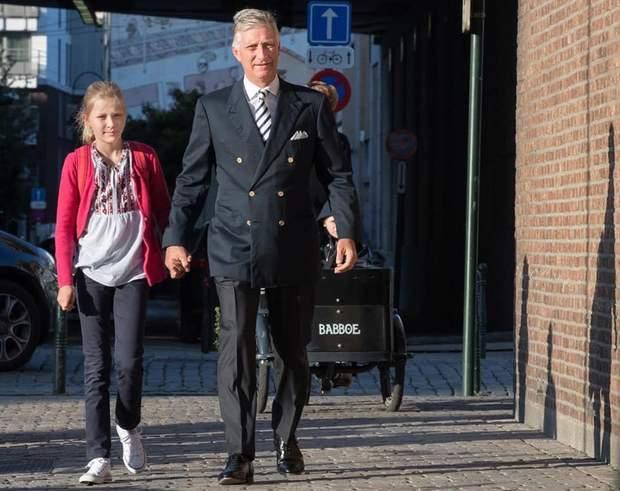 Донька короля Бельгій одягнула вишиванку