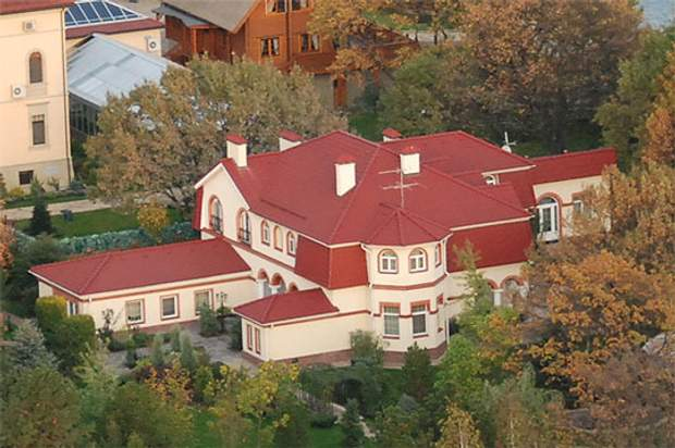 Юлія Тимошенко будинок маєток Козин