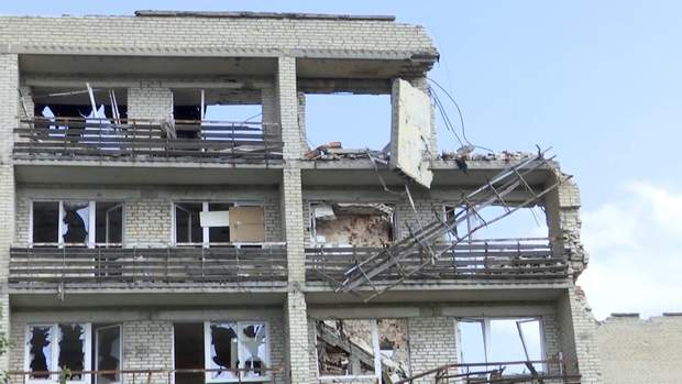 Окупований Донецьк