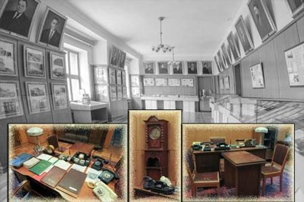 Кабінет міністрів уряд музей