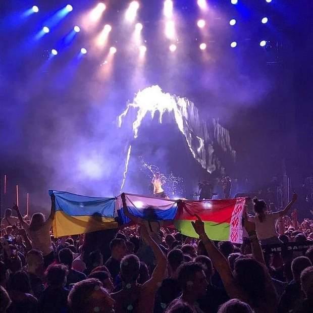 Концерт Макса Коржа у Москві