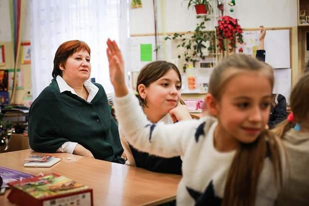 Як проходять уроки вчительки, яка потрапила до десятки найкращих педагогів України