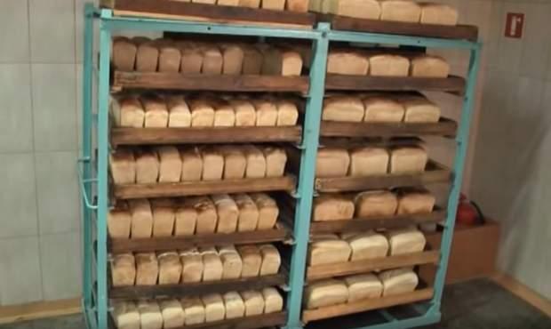 Крюківська колонія Дронов хліб пекарня