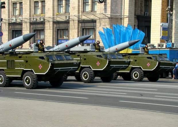 """Ракетний комплекс """"Точко"""""""