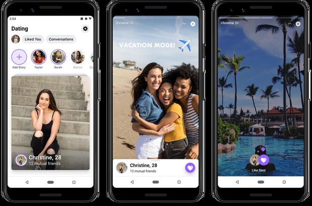 Facebook офіційно запустив свій сервіс знайомств