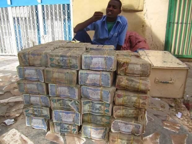 Інфляція в Зімбабве