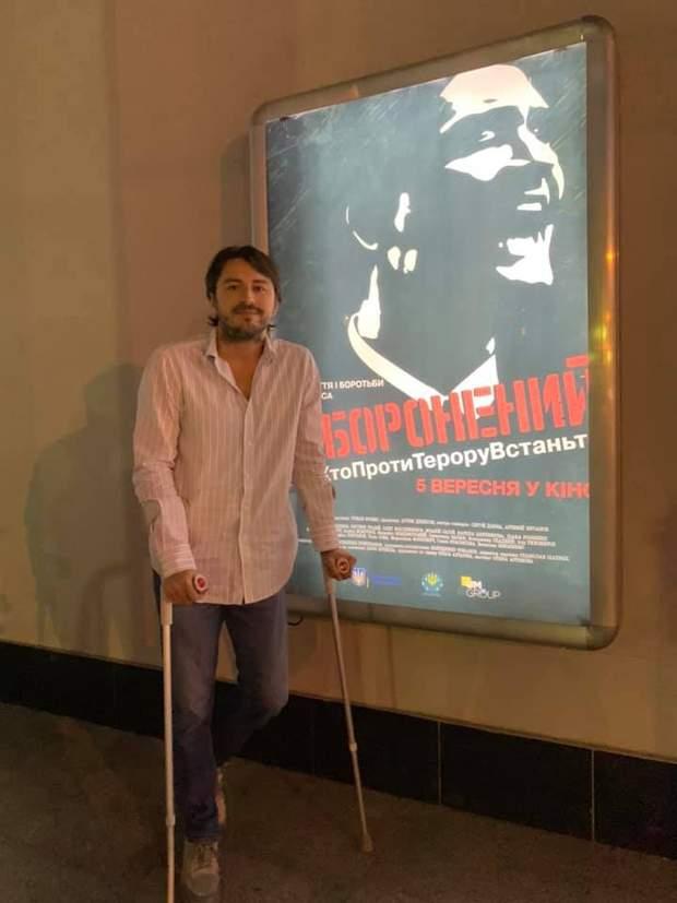Сергій Притула поділився враженнями від фільму
