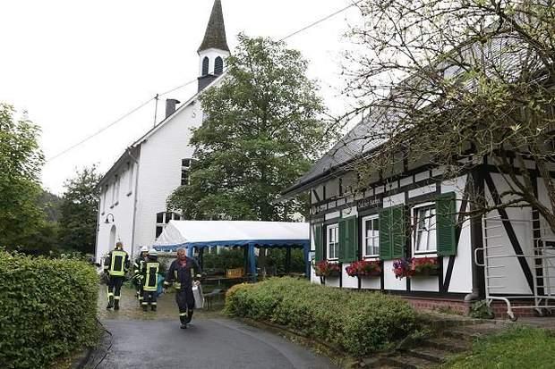 Вибух у Німеччині