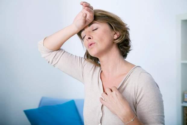 Менопауза впливає на роботу всього організму