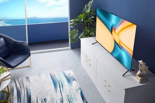 Huawei офіційно представила свій перший телевізор Honor Vision